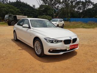 2016 BMW 3 Series 320d Luxury Plus