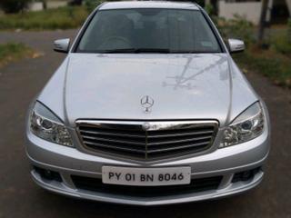 2011 Mercedes-Benz New C-Class C 200 Kompressor Elegance MT