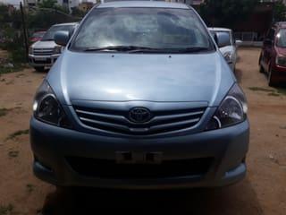 2009 Toyota Innova 2.5 G (Diesel) 8 Seater BS IV