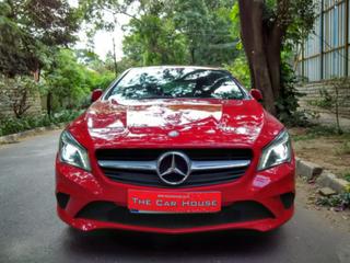 2015 Mercedes-Benz CLA 200 CDI Style