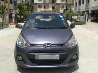 2014 Hyundai Grand i10 AT Asta