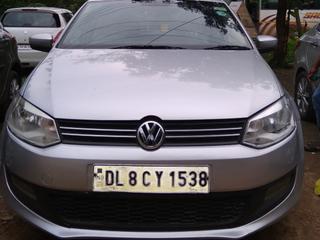 2012 Volkswagen Polo Diesel Highline 1.2L