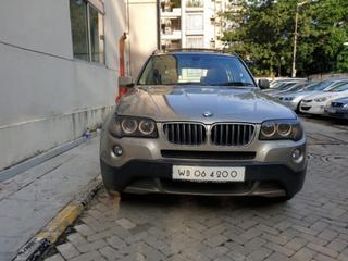 2008 BMW X3 2.5si