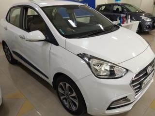 2017 Hyundai Xcent 1.2 VTVT SX Option