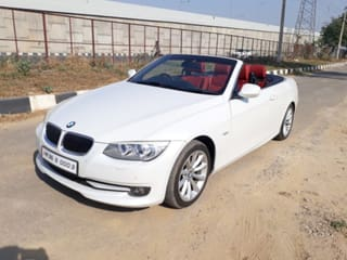 2011 BMW 3 Series 330d Convertible