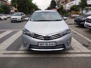 2016 Toyota Corolla Altis 1.8 G CVT