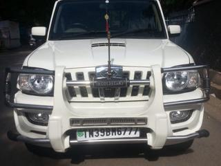 2014 Mahindra Scorpio 2009-2014 SLE 7S BSIII