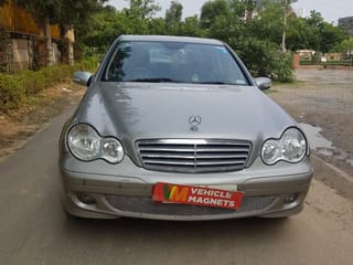 2007 Mercedes-Benz New C-Class 220 CDI AT
