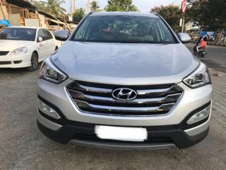 2015 Hyundai Santa Fe 4x4 AT
