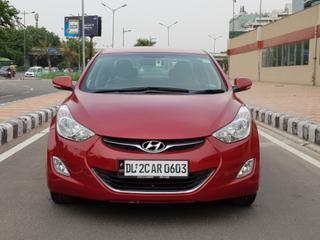 2012 Hyundai Elantra SX