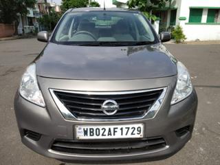 2014 Nissan Sunny 2011-2014 XL