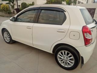 2014 Toyota Etios Liva VXD