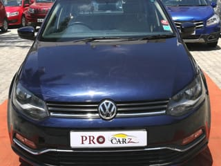 2014 Volkswagen Polo 1.5 TDI Highline
