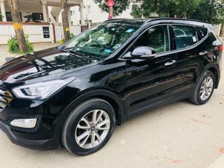 2018 Hyundai Santa Fe 4x4 AT
