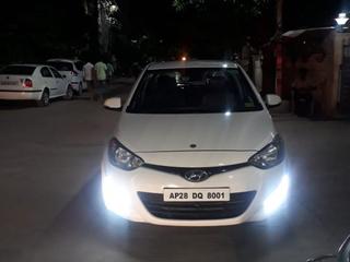 2012 Hyundai i20 1.4 Asta Optional With Sunroof