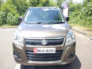 2014 Maruti Wagon R VXI Minor