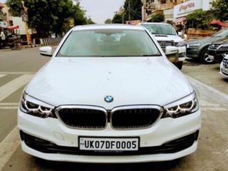 2018 BMW 5 Series 520d Sport Line