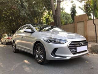 2017 Hyundai Elantra 1.6 SX Option AT