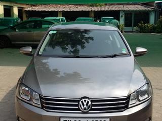 2012 Volkswagen Passat Diesel Comfortline AT