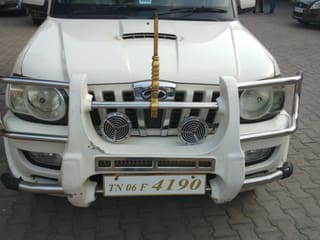 2012 Mahindra Scorpio 2009-2014 SLE 7S BSIII