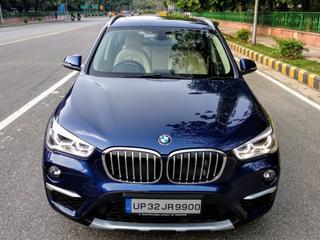 2018 BMW X1 xDrive 20d xLine