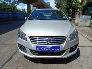 2017 Maruti Ciaz AT ZXi Plus
