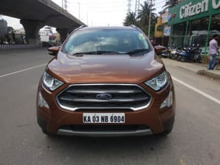 2017 Ford EcoSport 1.5 Petrol Titanium