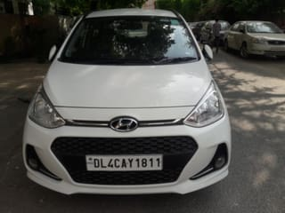 2018 Hyundai Grand i10 1.2 Kappa Sportz AT