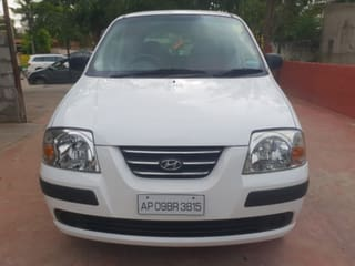 2008 Hyundai Santro GLS I - Euro II