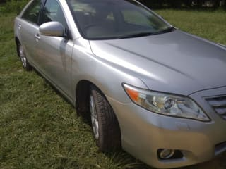 2010 Toyota Camry AT with Moonroof