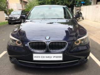 2010 BMW 5 Series 520d Luxury Line