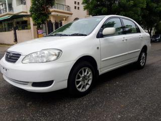 2005 Toyota Corolla DX