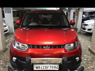 2016 Mahindra KUV 100 mFALCON D75 K6 Plus