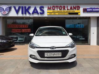 2016 Hyundai i20 Sportz Option 1.2