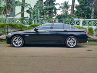 2014 BMW 5 Series 2003-2012 520d