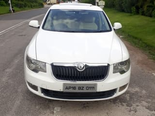 2011 Skoda Superb 2009-2014 Elegance 2.0 TDI MT