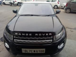 2012 Land Rover Range Rover 2.2L Dynamic