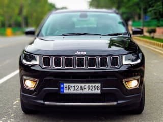 2018 Jeep Compass 2.0 Limited 4X4