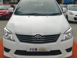 2013 Toyota Innova 2.5 GX 7 STR BSIV