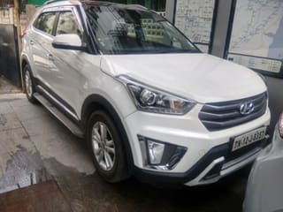 2015 Hyundai Creta 1.6 CRDi AT SX Plus