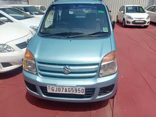 2006 Maruti Wagon R AX BSII