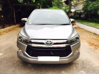 2017 Toyota Innova Crysta 2.8 ZX AT