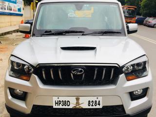 2016 Mahindra Scorpio 1.99 S10 4WD