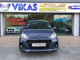 2017 Hyundai Grand i10 1.2 Kappa Sportz AT