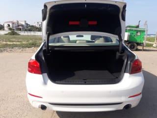 2017 BMW 5 Series 2013-2017 520d Luxury Line