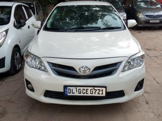 2011 Toyota Corolla Altis Diesel D4DG