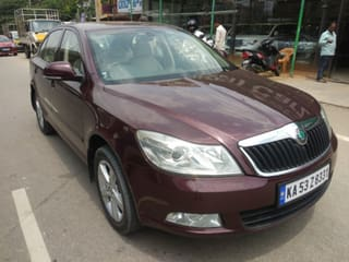 2012 Skoda Laura 1.9 TDI AT Elegance