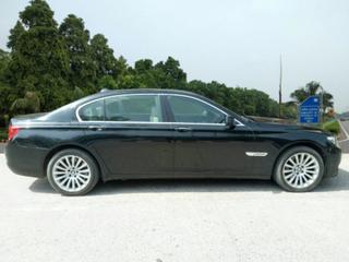2009 BMW 7 Series 750Li Sedan