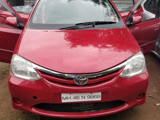 2011 Toyota Etios Liva G