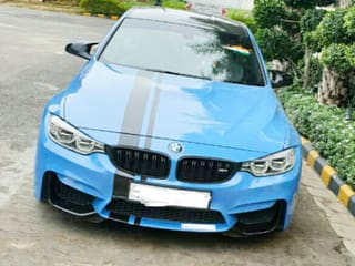 2015 BMW M Series M3 Coupe
